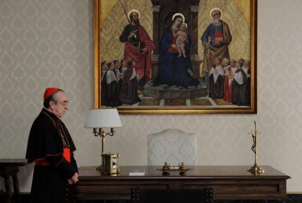 Silvio Orlando as Cardinal Voiello   HBO