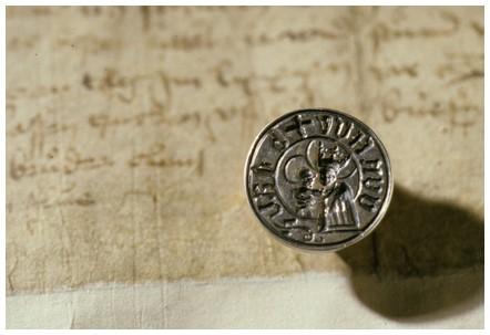 Das Siegel von Bruder Klaus. (Foto: zVg)