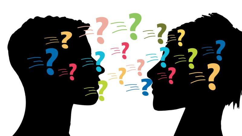 Dialog ist nicht immer einfach... Quelle: Pixabay, CC0-Lizenz