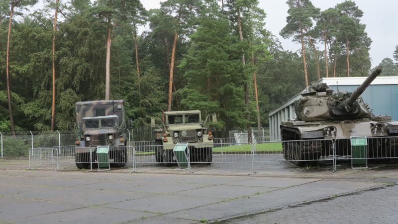 Nicht Waffen haben den Frieden geschaffen/DDR-Grenze. © Walter Ludin