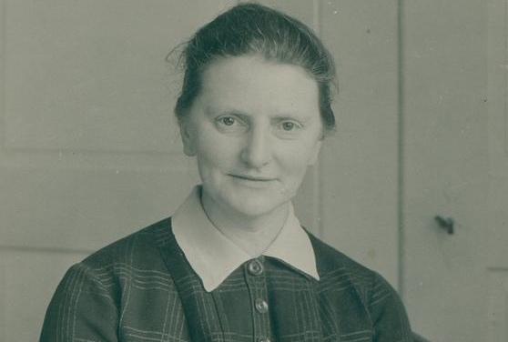 Rosa Gutknecht. (Bild Wikipedia)