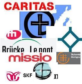 Kirchliche Hilfsorganisationen