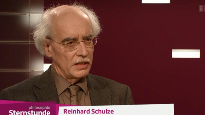 Reinhard Schulze, Islamwissenschaftler| © Screenshot SRF