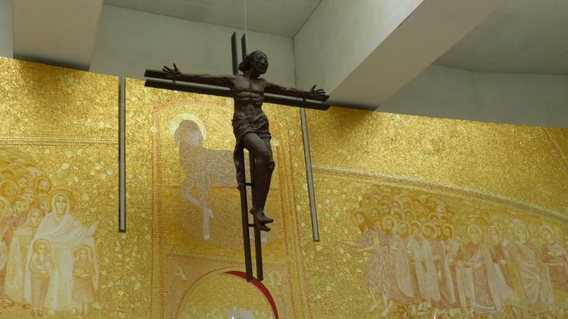 Kruzifix in Fatima | © Dieter Schütz/pixelio.de