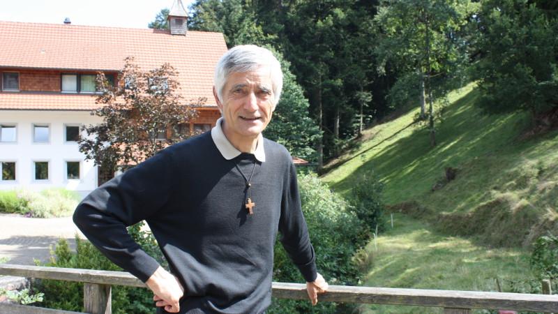 Jean-Marie Lovey, Bischof von Sitten | © 2014 Josef Bossart