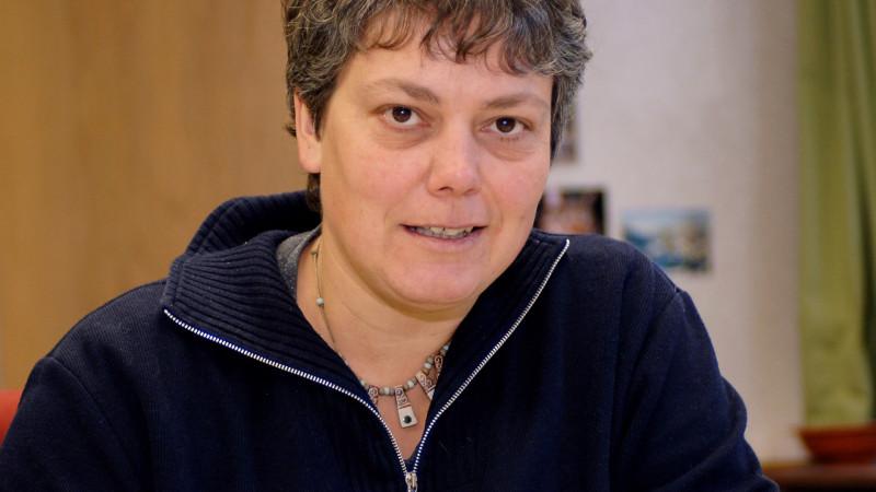 Sabine Rüthemann, Kommunikationsbeauftragte Bistum St. Gallen | © 2015 kath.ch