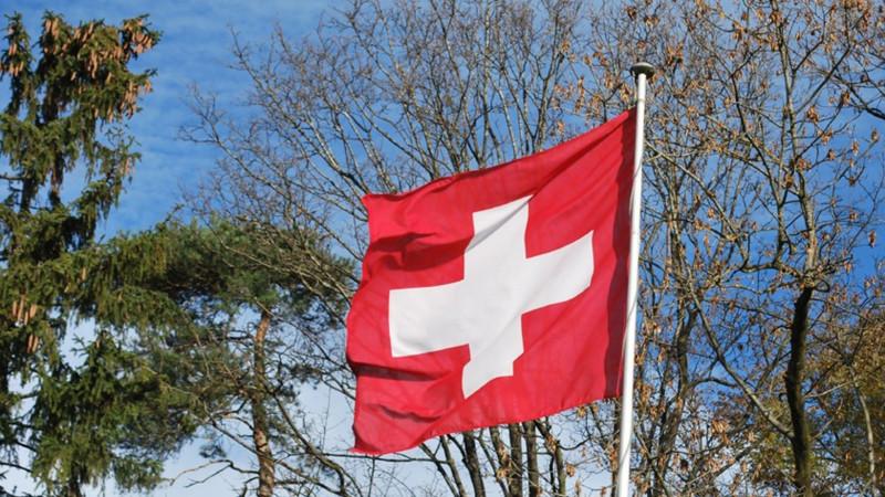 Schweizer Fahne | © Barbara Ludwig