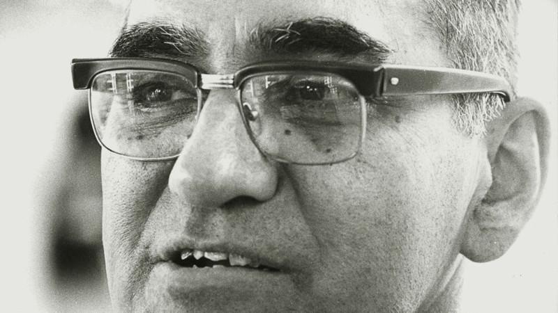 Erzbischof Oscar Romero, 1980 während eines Gottesdienstes ermordet | ©  KNA