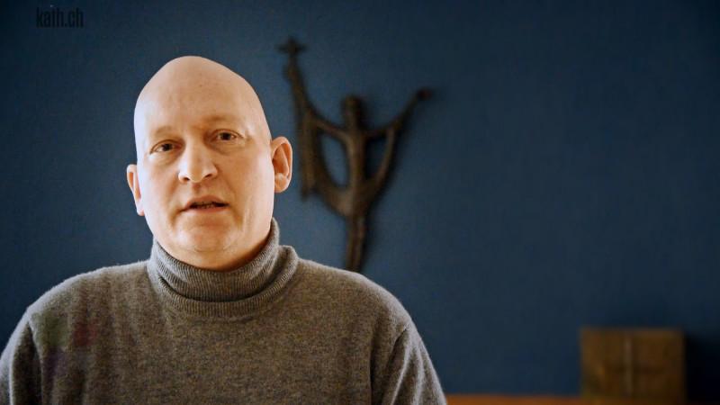 Daniel Pittet im Interview mit kath.ch | © 2015 Pierre Pistoletti