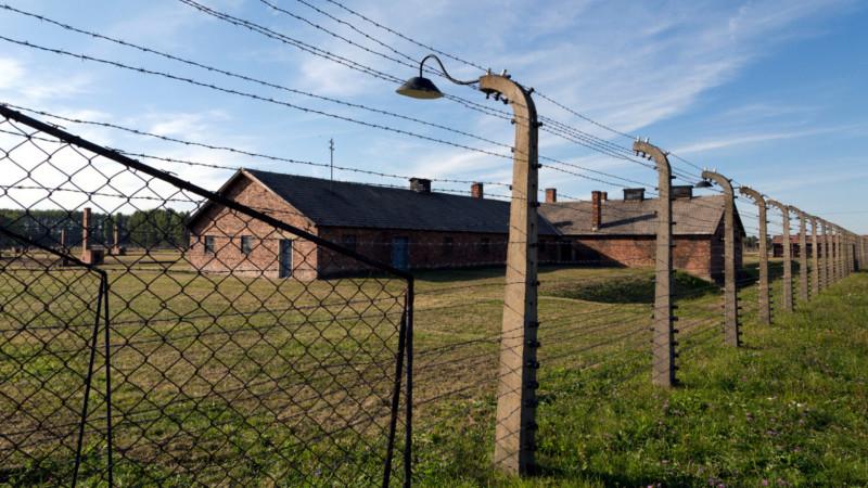 Baracke im Konzentrationslager Auschwitz-Birkenau | © 2013 Andrea Krogmann