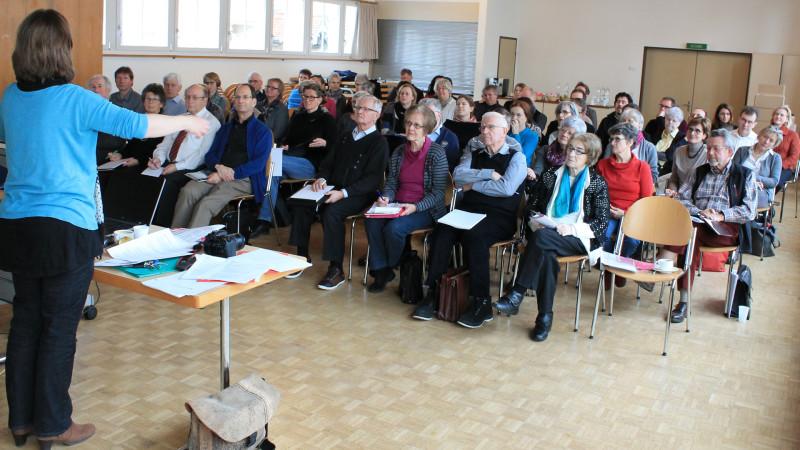 Vorbereitungstreffen für cantars 2015 in Olten | © 2015 zVg