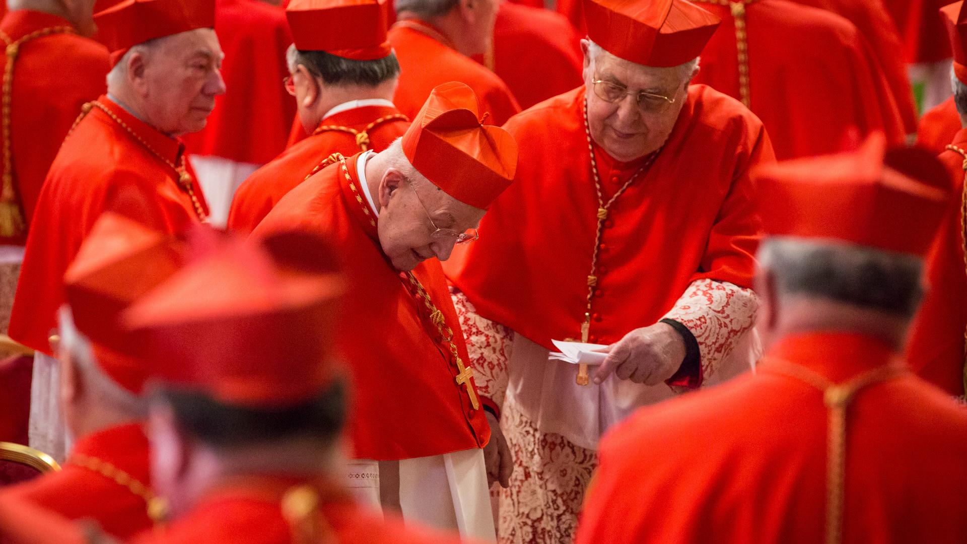Papst kündigt Ernennung von 14 neuen Kardinälen an