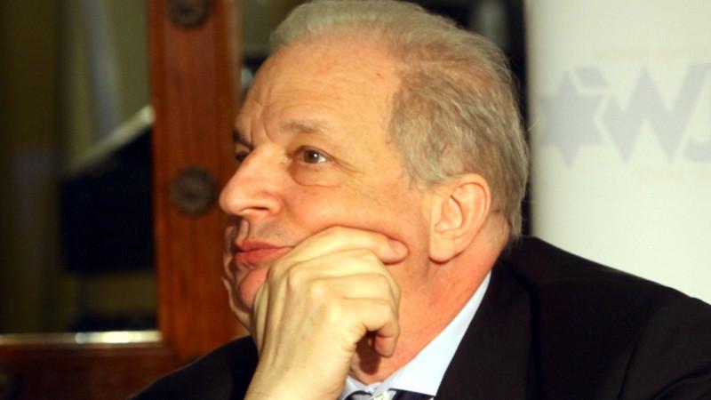Maram Stern, Leiter des Brüsseler Büros und Vizegeneralsekretär des Jüdischen Weltkongresses | © 2013 KNA Sasson Tiram