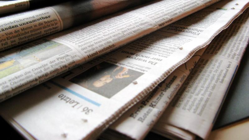 Zeitungen | © Georges Scherrer