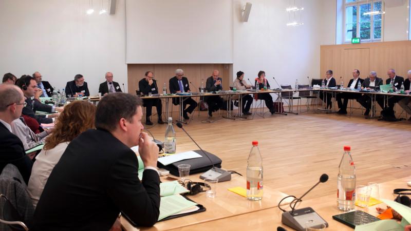 Plenarversammlung der römisch-katholischen Zentralkonferenz RKZ   © 2014 Christoph Wider