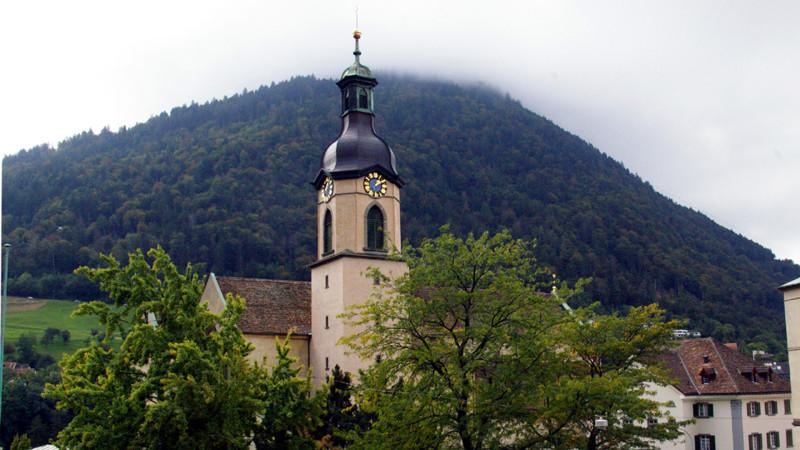 Kathedrale Chur| © Georges Scherrer