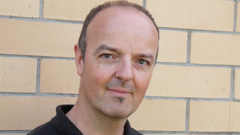Bruno Fluder, Theologe, Öffentlichkeitssprecher von Adamim – Verein Schwule Seelsorger Schweiz | © 2015 Sylvia Stam