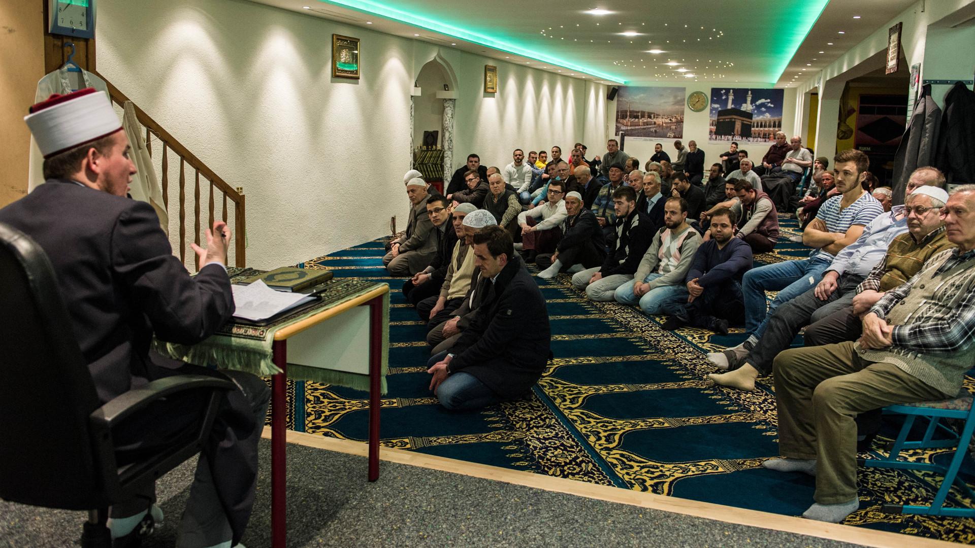 Konvertierte Muslime Schweiz