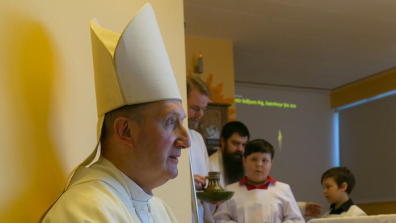 Bischof Peter Bürcher | © Andrea Krogmann