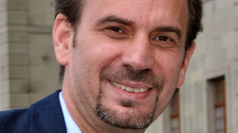 Samuel Behloul, Nationaldirektor der Kommission migratio der Schweizer Bischofskonferen| © 2015 zVg