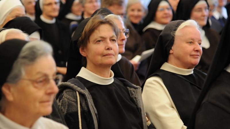 Ordensfrauen in St. Gallen | © Sabine Rüthemann