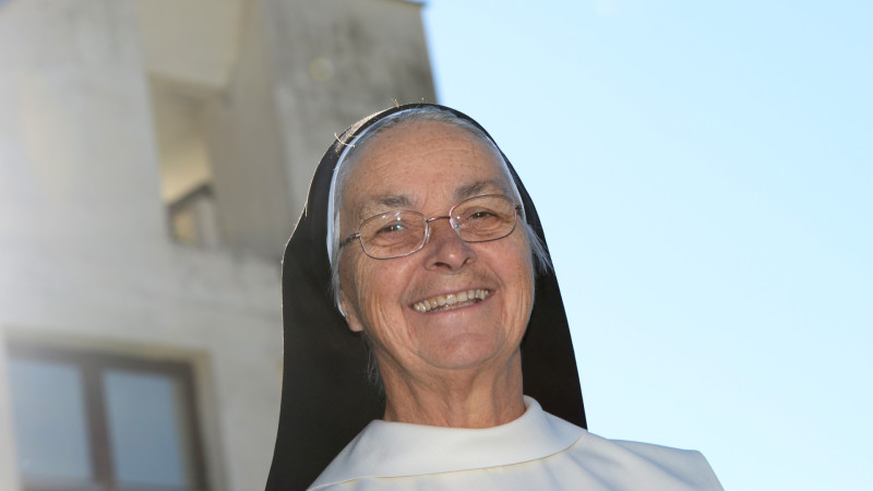 Schwester Ingrid Grave | © Paulusverlag