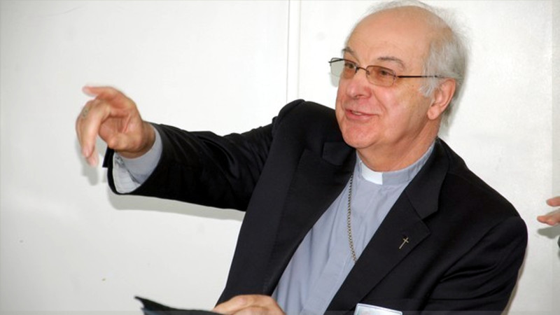 Weihbischof Pierre Farine | © Jacques Berset