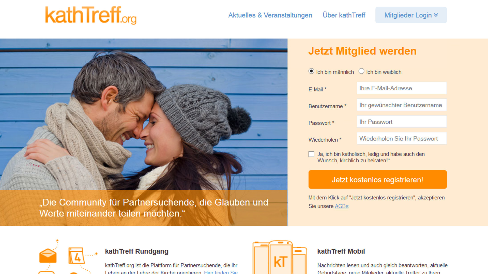 beste dating plattform Kiel