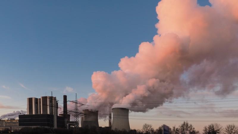 Kraftwerk | © Foto Hiero / pixelio.de