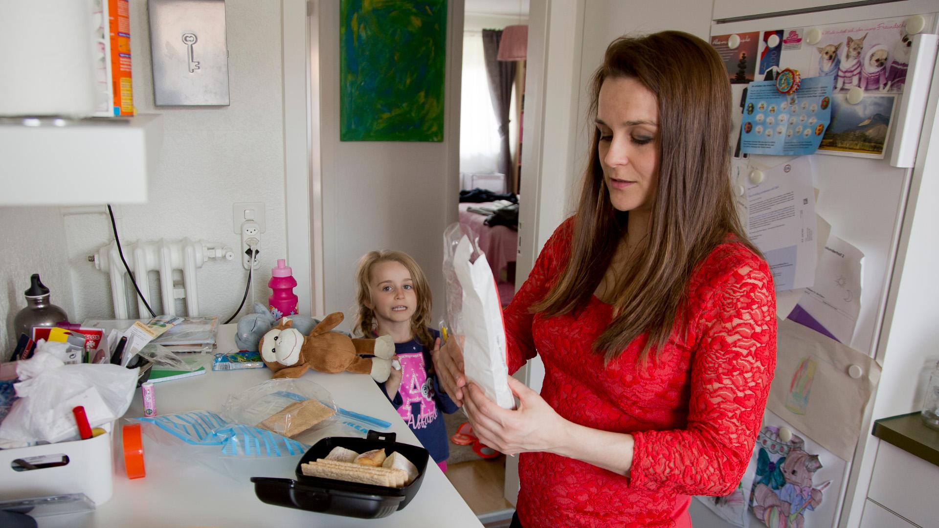 christliche allein erziehende Mütter