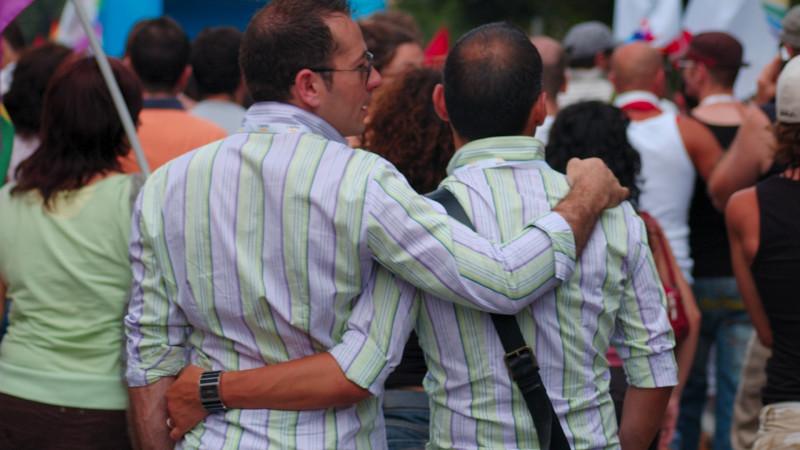 Gay Pride in Rom | © 2007 flickr / Massimo Valicchia