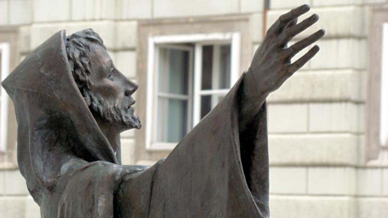 Hl. Franz von Assisi | © 2007 flickr Walter A. Aue