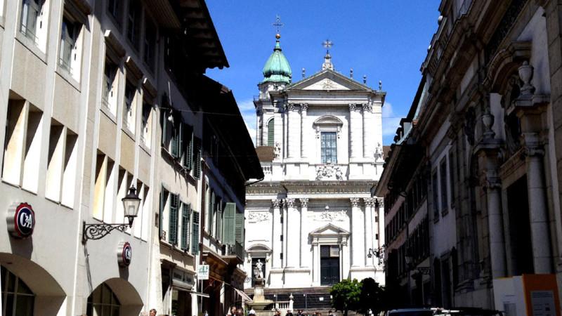 Kathedrale Solothurn | © Georges Scherrer