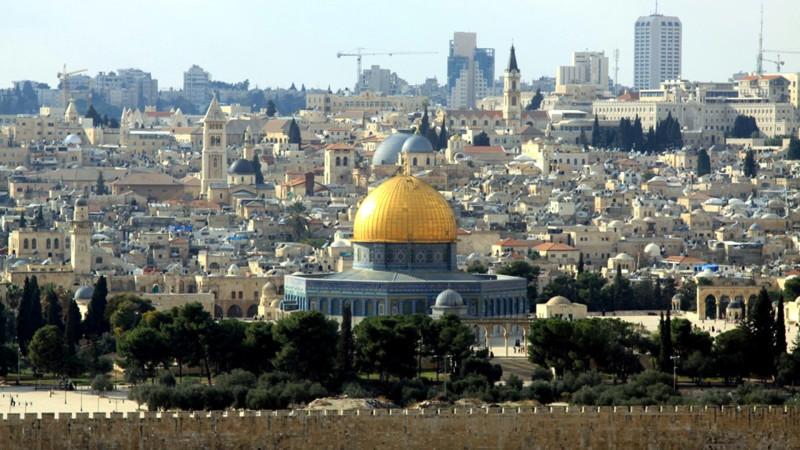 Jerusalem: Altstadt und Tempelberg | © Andrea Krogmann