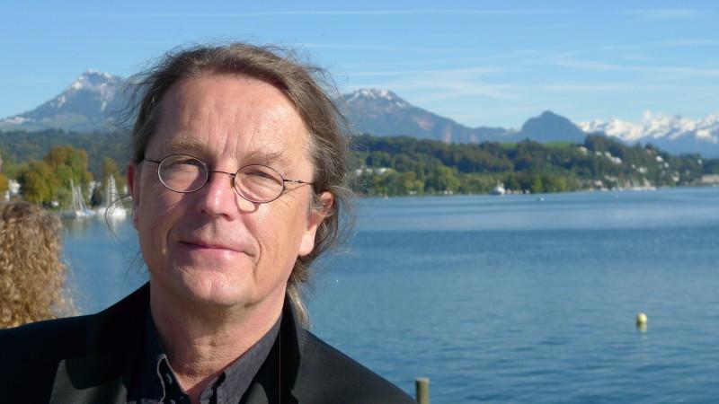 Uwe Wolff – anlässlich eines Besuchs in der Schweiz| © 2015 zVg