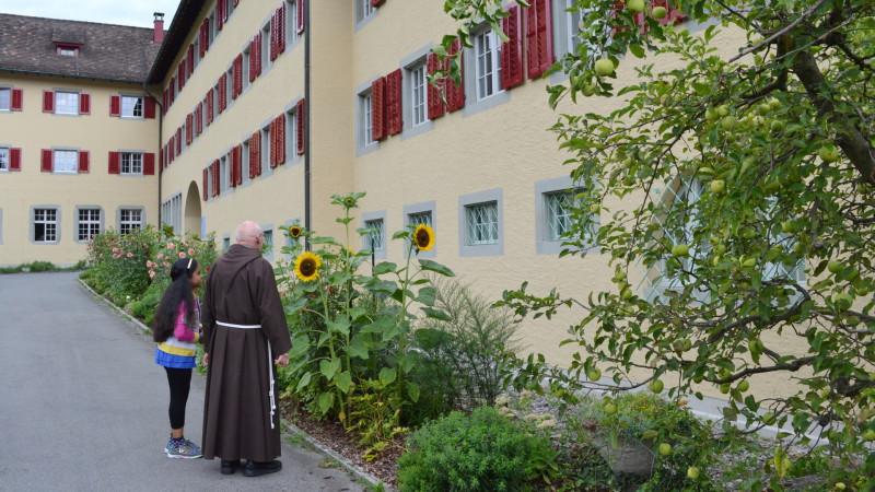 Tag der offenen Tür Wesemlin Luzern | © Sylvia Stam