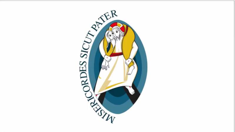 Logo der Hymne zum Heiligen Jahr der Barmherzigkeit | Printscreen youtube.com/Radio Vaticana, 6.8.2015