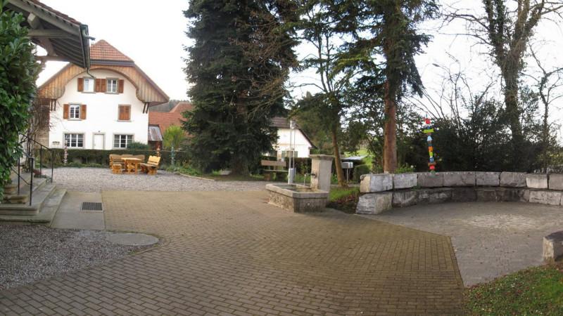 Cordast FR gehört zu den neuen Velowegkirchen | © zVg