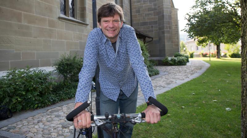 Ralph Marthaler ist bei den Reformierten Kirchen Bern-Jura-Solothurn Beauftragter für regionale Entwicklung. | © zVg