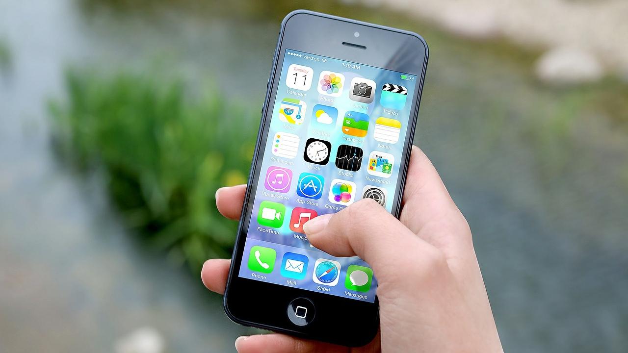 I-Phone | © pixabay.com CC0