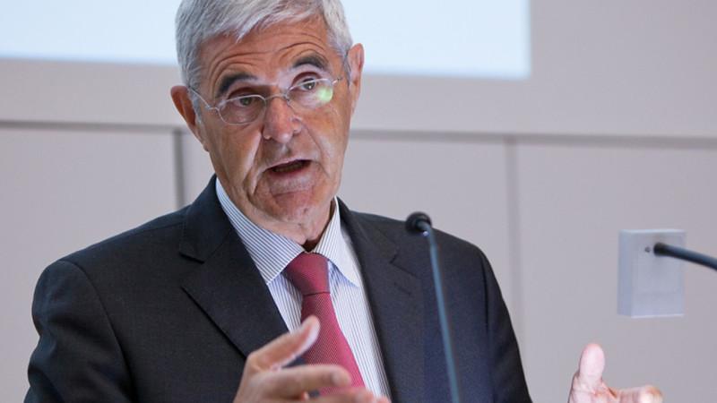 Alt Bundesgerichtspräsident Giusep Nay | © 2012 Adrian Müller