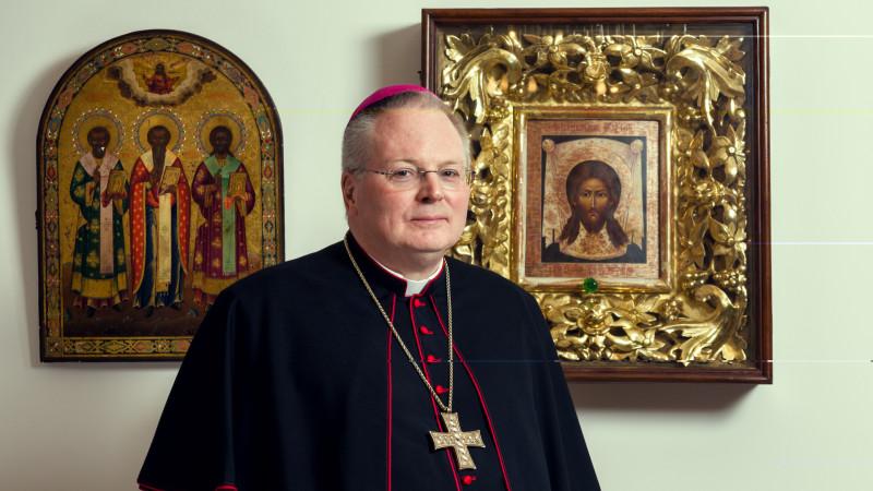 Thomas E. Gullickson, Nuntius für die Schweiz und Lichtenstein | © 2015 zVg