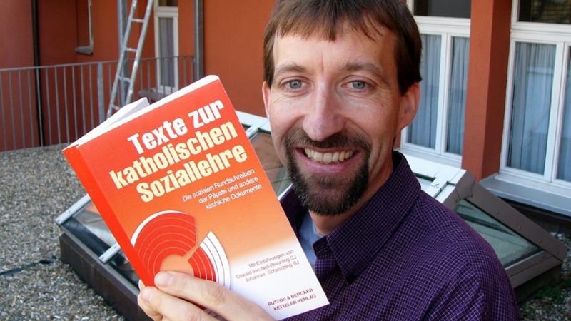 Thomas Wallimann, Theologe und Sozialethiker | © Theo Bühlmann