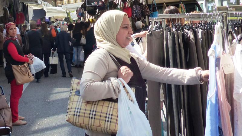 Muslimische Frauen | © 2011 flickr Metropolico.org