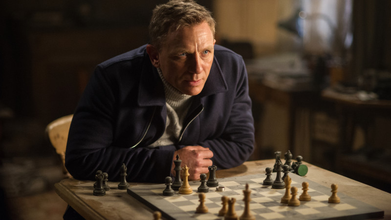Daniel Craig als James Bond in «Spectre»  | © 2015 MGM / Columbia