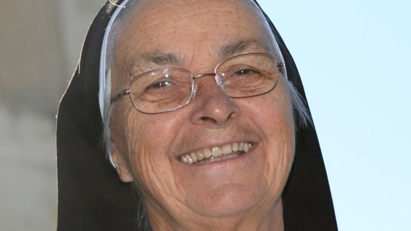 Schwester Ingrid Grave | © zVg