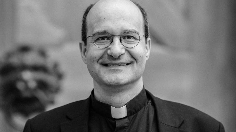 Martin Grichting, Generalvikar Bistum Chur | © zVg