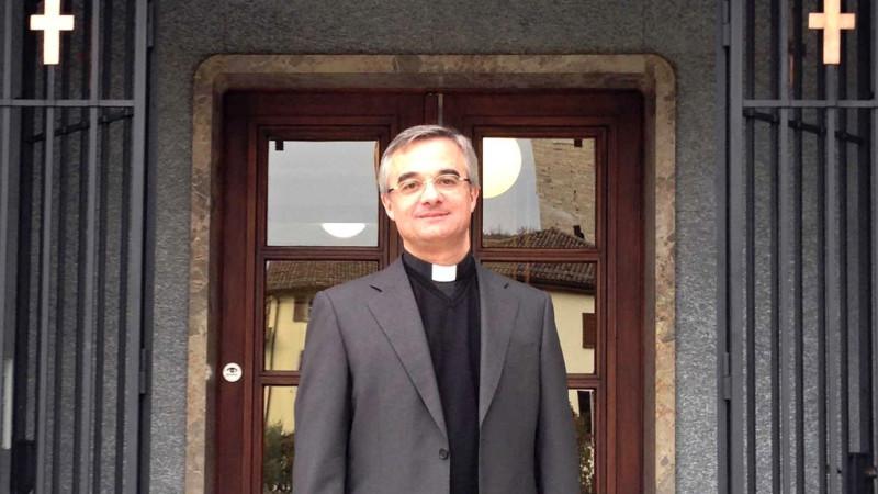 Valerio Lazzeri, Bischof von Lugano | © zVg/Diözese Lugano