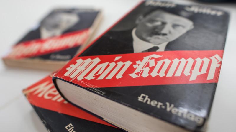 Hitlers «Mein Kampf» | © Keystone