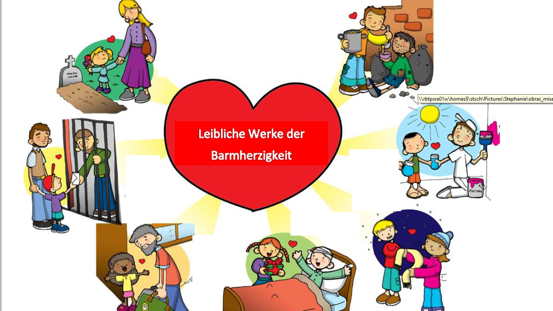 Bistum Chur bringt Barmherzigkeit in die Schulstuben